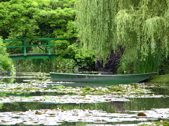 Monet's Water lilies - Giverny France