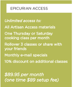 EPICUREAN MEAL PLAN ANNUAL ACCESS